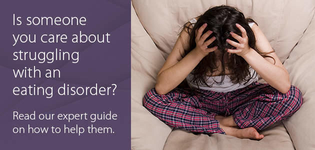 Eating Disorders: 5 ways to help a loved one